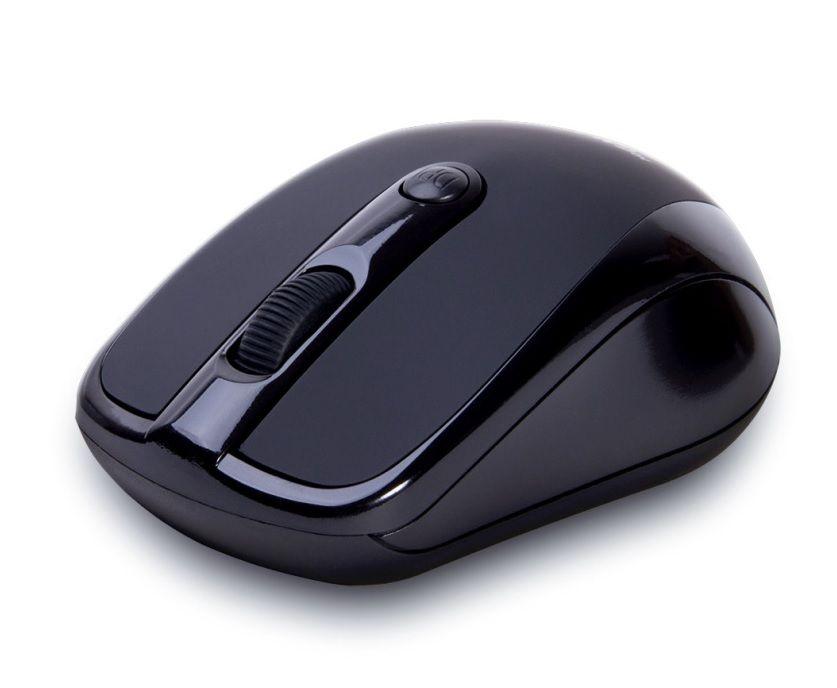 AQ Galaxy bezdratová myš černa 6gwm02bk
