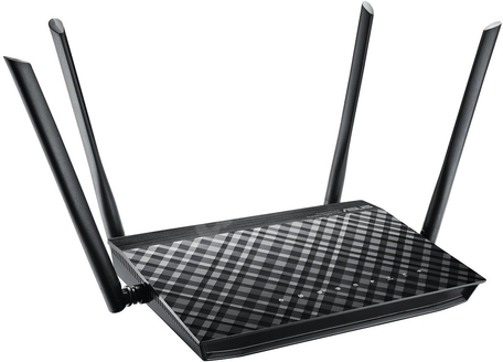 ASUS RT-AC1200G+ Wireless Router