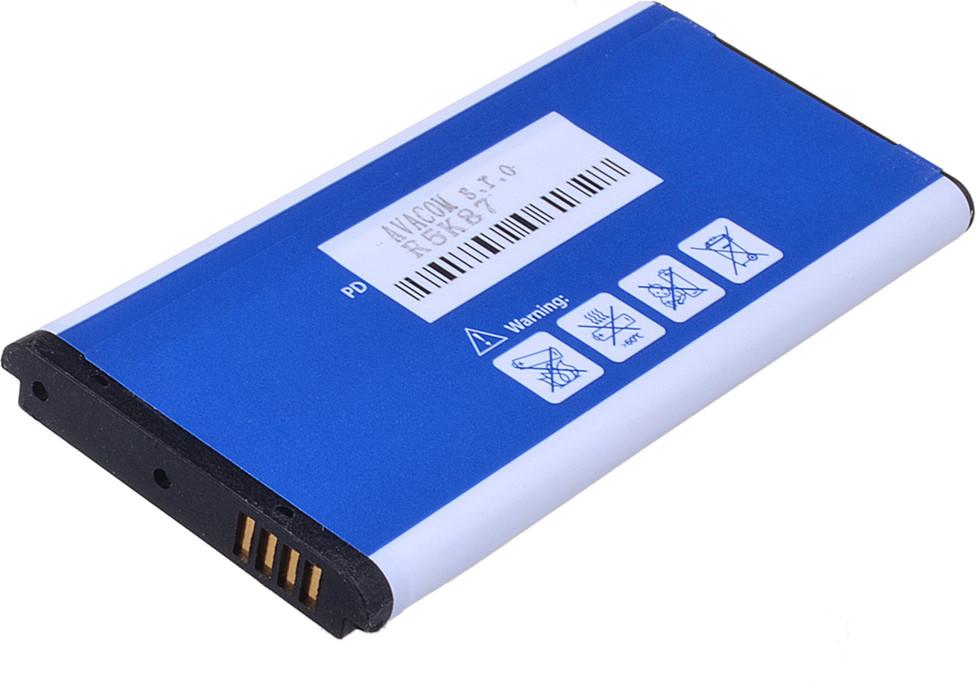 Levně Avacom Baterie do mobilu Nokia Gsno-bn01-s1500 Li-ion 3,7V 1500mAh - neoriginální - Baterie do mobilu Nokia X Android Li-ion 3,7V 1500mAh (náhrada Bn-