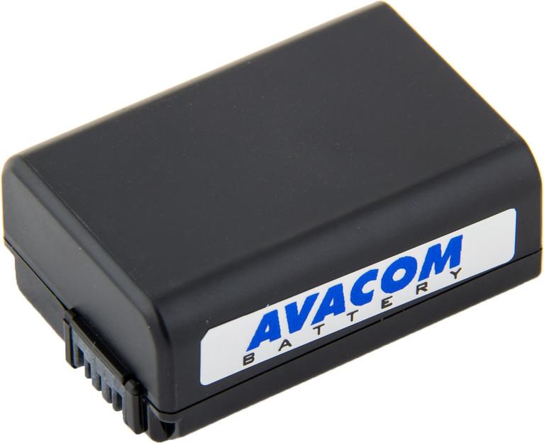 AVACOM DISO-FW50-823N3 Li-Ion 7.2V 860mAh - neoriginální - Baterie Sony NP-FW50 Li-Ion 7.2V 860mAh 6.2Wh