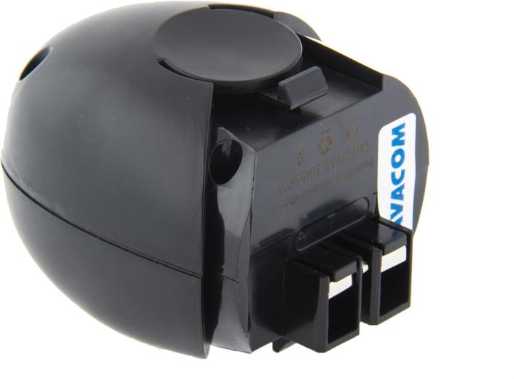AVACOM ATME-4,8Mh-20H Ni-Mh 4,8V 2000mAh - neoriginální - Baterie METABO Power Maxx Ni-Mh 4,8V 2000m