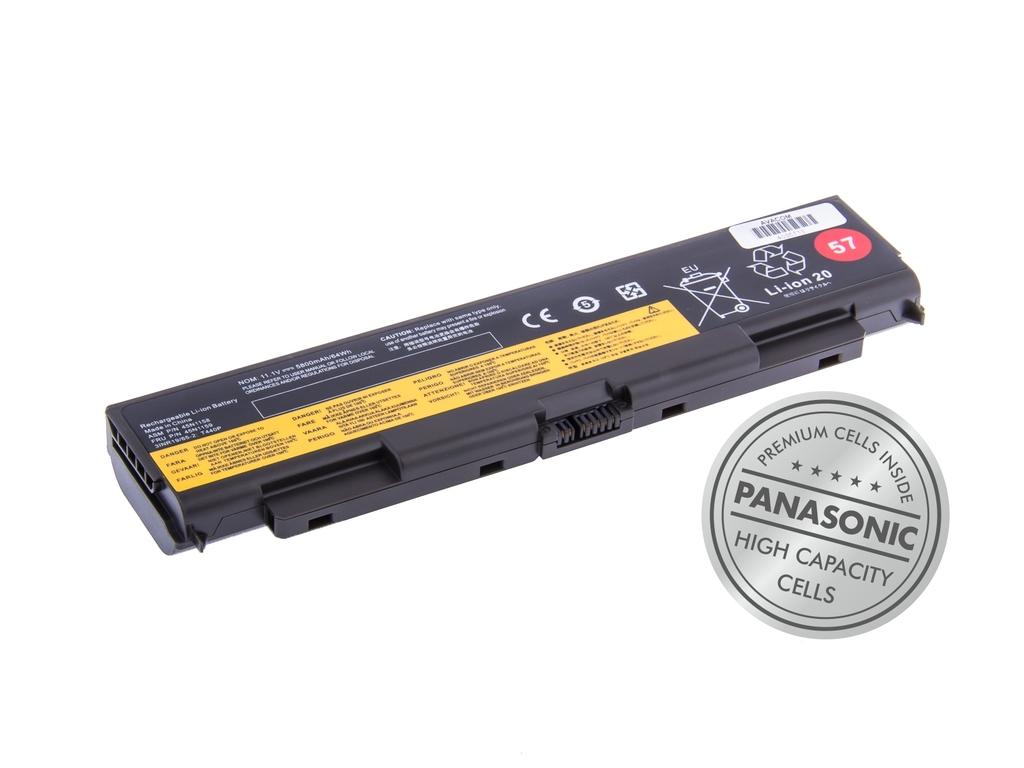AVACOM NOLE-T44P-P29 Li-Ion 11,1V 5800mAh - neoriginální - Baterie Lenovo ThinkPad T440P, T540P 57+