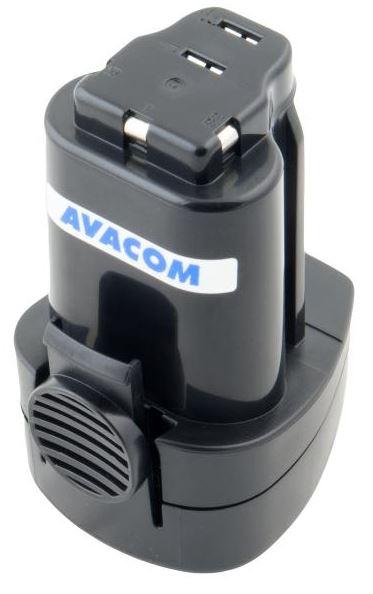 AVACOM baterie METABO PowerMaxx Li-Ion 10,8V 1500mAh