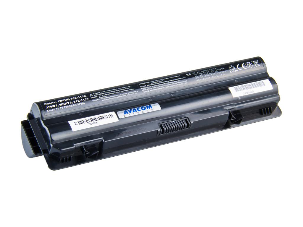 AVACOM NODE-XPLH-806 Li-Ion 11,1V 7800mAh - neoriginální - Baterie Dell XPS 14/15/17 Li-Ion 11,1V 78