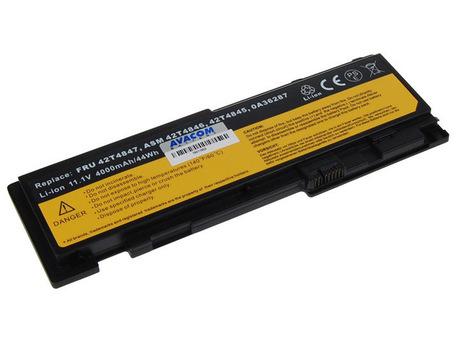 AVACOM NOLE-T42S-384 Li-Ion 11,1V 4000mAh - neoriginální - Baterie Lenovo ThinkPad T420s Li-Ion 11,1