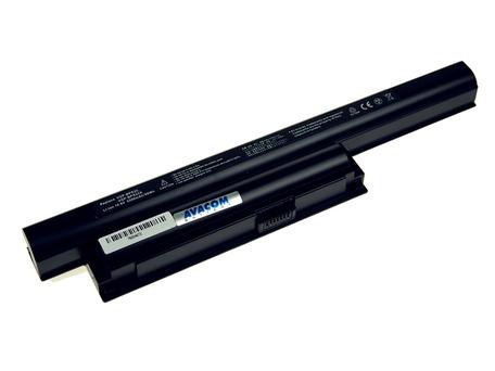AVACOM NOSO-22BN-806 Li-ion 10,8V 5200mAh - neoriginální - Baterie Sony Vaio EA/EB/EC series, VGP-BPS22 Li-ion 10,8V 5200mAh/56Wh black