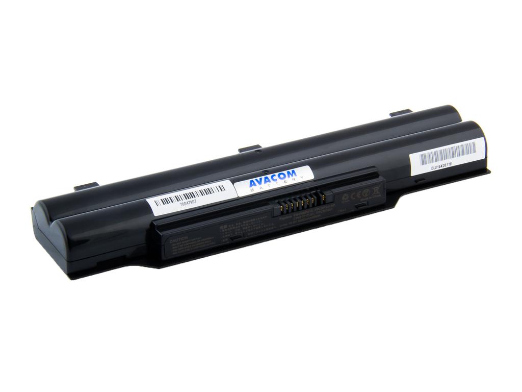 AVACOM NOFS-A532-806 Li-Ion 10,8V 5200mAh - neoriginální - Baterie Fujitsu Siemens LifeBook AH532, A532 Li-Ion 10,8V 5200mAh/56Wh
