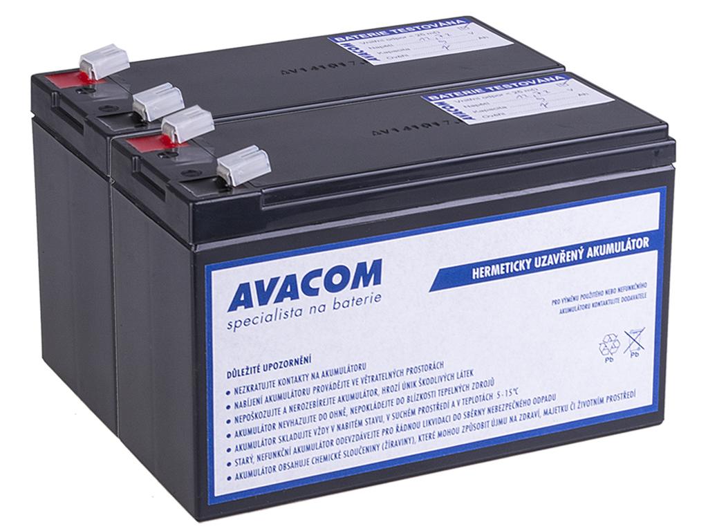 AVACOM bateriový kit pro renovaci RBC124 (2ks baterií) (AVACOM AVA-RBC124-KIT)
