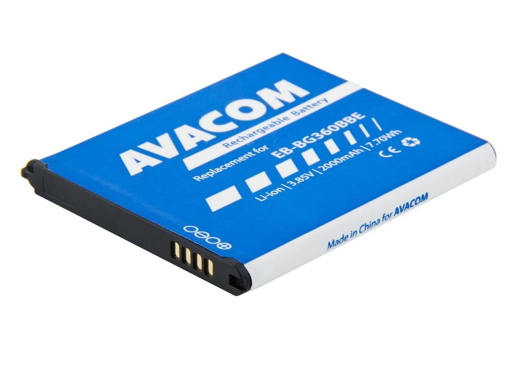 AVACOM GSSA-G360-2000 Baterie do mobilu Samsung Galaxy Core Prime Li-Ion 3,85V 2000mAh, (náhrada EB-BG360BBE)