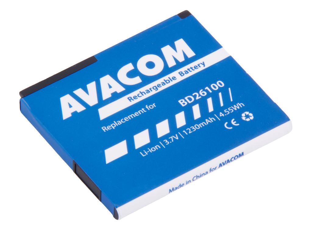 Baterie AVACOM PDHT-ACE-S1230 1230mAh - neoriginální