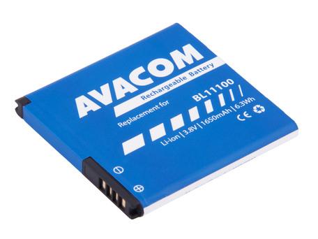 AVACOM PDHT-DESX-S1650 Li-Ion 3,8V 1650mAh - neoriginální - Baterie do mobilu HTC Desire X Li-Ion 3,8V 1650mAh (náhrada za BL11100, BA-S800)