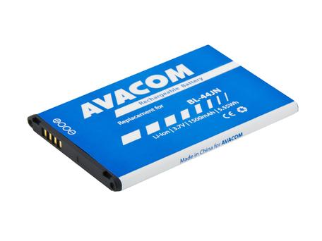 AVACOM GSLG-P970-S1500A Li-Ion 3,7V 1500mAh - neoriginální - Baterie do mobilu LG Optimus Black P970