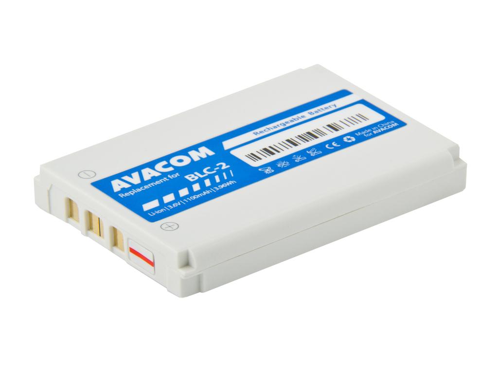 AVACOM GSNO-BLC2-1100A Li-Ion 3,6V 1100mAh - neoriginální - Baterie do mobilu Nokia 3410, 3310 ,3510 Li-Ion 3,6V 1100mAh (náhrada BLC-2)