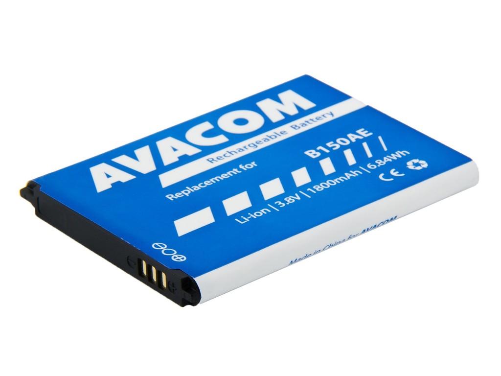 AVACOM GSSA-B150AE-1800 Li-Ion 3,8V 1800mAh - neoriginální - Baterie do mobilu Samsung Galaxy Core Duos Li-Ion 3,8V 1800mAh, (náhrada B150AE)