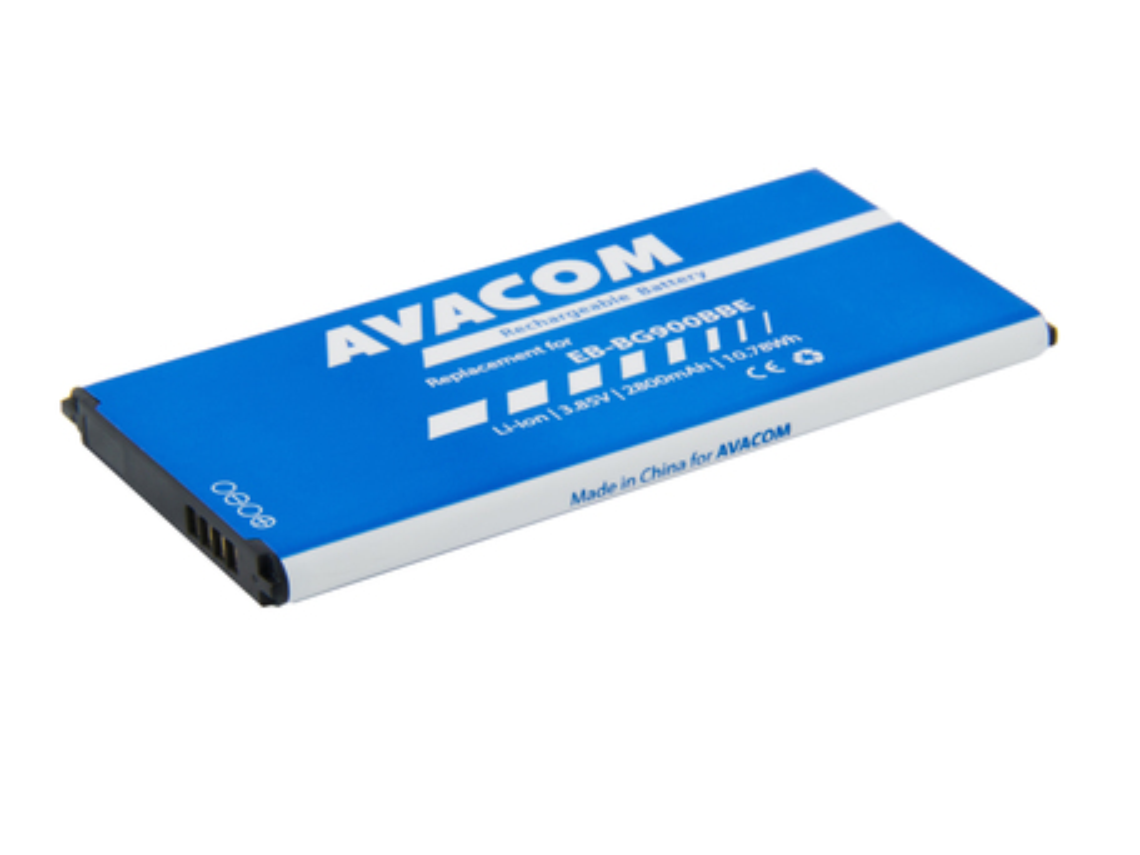 AVACOM GSSA-S5-2800 Li-Ion 3,85V 2800mAh - neoriginální - Baterie do mobilu Samsung Galaxy S5 Li-Ion