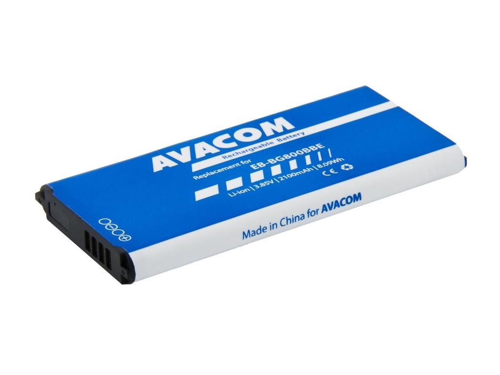 AVACOM GSSA-S5mini-2100 Li-Ion 3,85V 2100mAh - neoriginální - Baterie do mobilu Samsung Galaxy S5 mini Li-Ion 3,85V 2100mAh, (náhrada EB-BG800BBE)