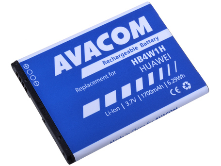 AVACOM PDHU-G510-S1700A Li-Ion 3,7V 1700mAh - neoriginální - Baterie do mobilu Huawei G510 Li-Ion 3,7V 1700mAh (náhrada HB4W1H)