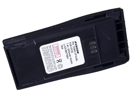 AVACOM TWMO-CP14-25L Li-Ion 7.4V 2500mAh - neoriginální - Baterie Motorola CP040, CP140, CP150, CP25