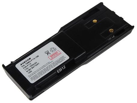 AVACOM TWMO-P110-15M Ni-MH 7,5V 1500mAh - neoriginální - Baterie Motorola Radius P110 Ni-MH 7,5V 150