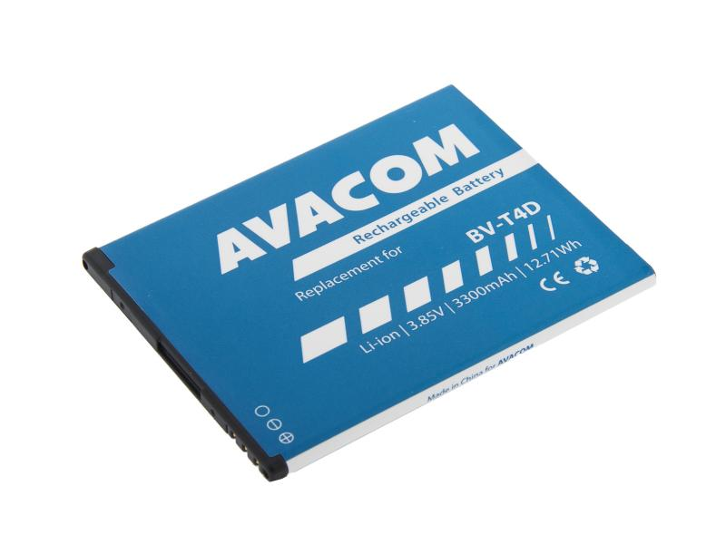 AVACOM GSMI-BVT4D-S3300 Li-Ion 3,85V 3300mAh - neoriginální - Baterie do mobilu Microsoft Lumia 950XL Li-Ion 3,85V 3300mAh (náhrada BV-T4D)