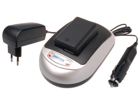 AVACOM AV-MP univerzální nabíjecí souprava pro foto a video akumulátory - krabicové balení - AV-MP