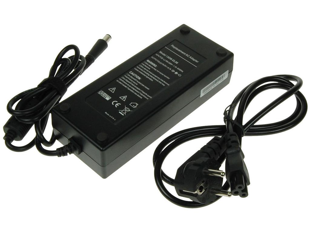 AVACOM ADAC-DellD-130W 130W - neoriginální - Nabíjecí adaptér pro notebook Dell 19,5V 6,7A 130W konektor 7,4mm x 5,1mm s vnitřním pinem