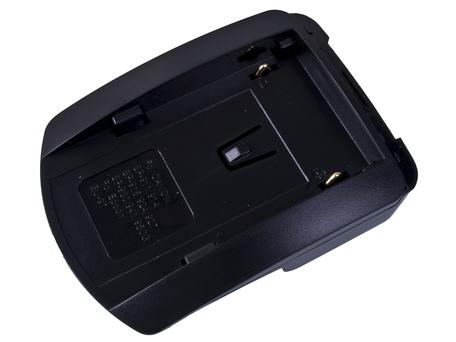 Redukce pro Canon BP-911, 914, 915, 924, 927, 930, 941, 950, 970 k nabíječce AV-MP, AV-MP-BLN - AVP914 - AVACOM AVP914 - neoriginální - AVACOM AV-MP AVP914 nabíjecí plato - neoriginální