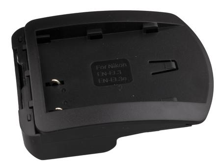 Redukce pro Nikon EN-EL3,EN-EL3E, Fujifilm NP-150 k nabíječce AV-MP, AV-MP-BLN - AVP135 - AVACOM AVP135 - neoriginální - AVACOM AV-MP AVP135 nabíjecí plato - neoriginální