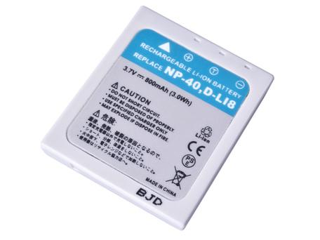 AVACOM DIFU-NP40-532 Li-Ion 3.7V 800mAh - neoriginální - Baterie Fujifilm NP-40, NP-40N, Kodak KLIC-7005, Pentax D-LI8 Li-Ion 3.7V 800mAh 3Wh
