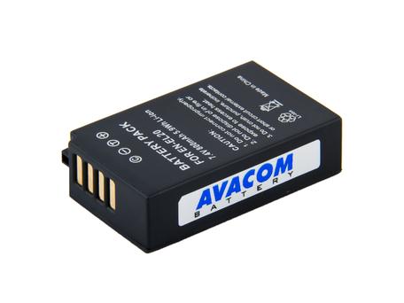 AVACOM DINI-EL20-316N3 Li-ion 7.4V 800mAh - neoriginální - Baterie Nikon EN-EL20 Li-ion 7.4V 800mAh 11.1Wh