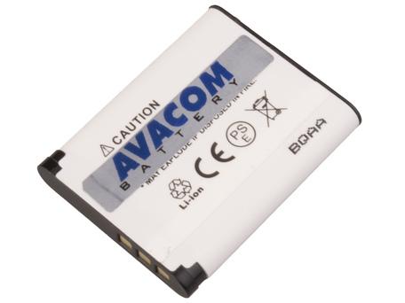 AVACOM DIPE-LI88-354 Li-ion 3.7V 620mAh - neoriginální - Baterie Pentax D-LI88, Panasonic VW-VBX070 Li-ion 3.7V 620mAh 2.3Wh