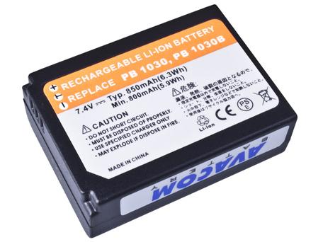 AVACOM DISS-P030-365 Li-ion 7.4V 850mAh - neoriginální - Baterie Samsung BP-1030, BP-1130 Li-ion 7.4V 850mAh 6.3Wh