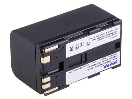 AVACOM VICA-950-806 Li-Ion 7.2V 5200mAh - neoriginální - Baterie Canon BP-950 Li-Ion 7.2V 5200mAh 38.5Wh profi