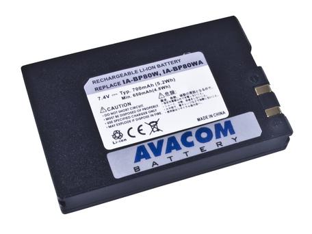 AVACOM VISS-BP80-435 Li-ion 7.4V 700mAh - neoriginální - Baterie Samsung IA-BP80W Li-ion 7.4V 700mAh