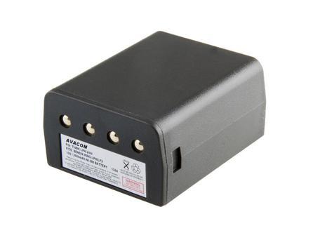 AVACOM TWBK-LPH-20M Ni-MH 10V 2000mAh - neoriginální - Baterie Bendix King LPH, LPX Ni-MH 10V 2000mA
