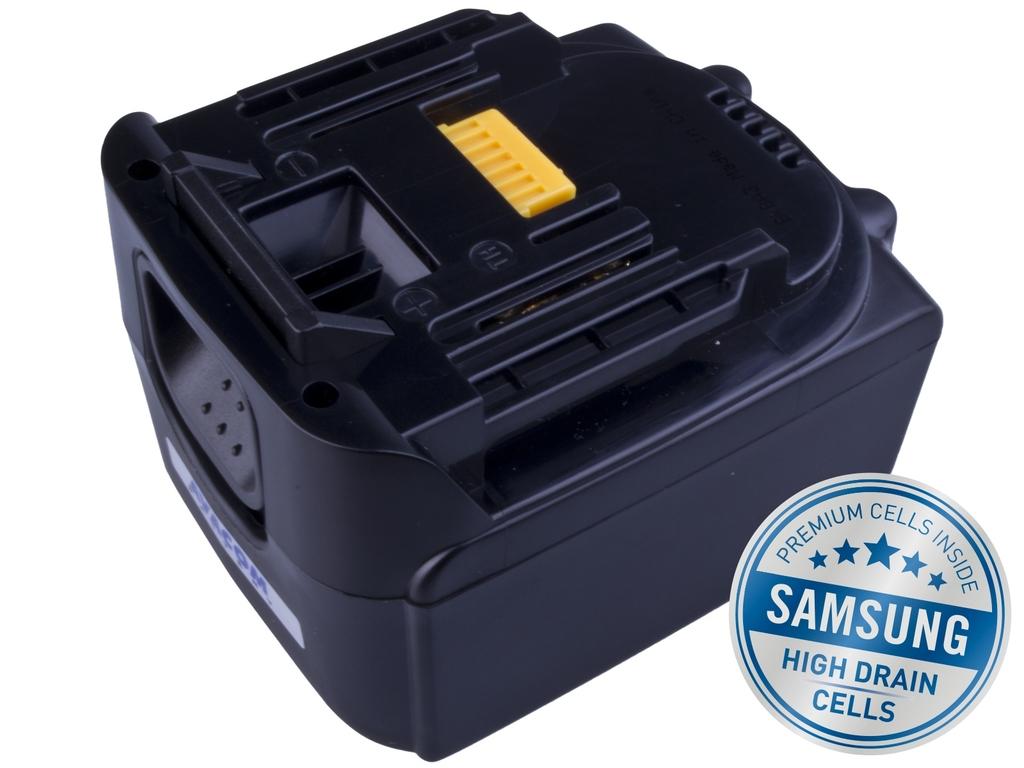 Avacom Baterie do Aku nářadí Makita Atma-l14a1-20q Li-ion 14,4V 4000mAh - neoriginální - Baterie Makita Bl 1430 Li-ion 14,4V 4000mAh, články Samsung