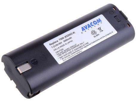 Avacom Baterie do Aku nářadí Makita Atma-7,2mh-30h Ni-mh 7,2V 3000mAh - neoriginální - Baterie Makita 7000 Ni-mh 7,2V 3000mAh, články Panasonic