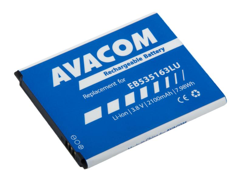 AVACOM GSSA-I9060-S2100 Baterie do mobilu Samsung Grand Neo Li-Ion 3,8V 2100mAh, (náhrada EB535163LU)