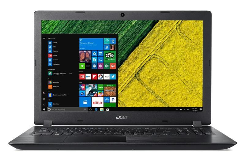 Acer Aspire 3 (A315-32-P5UJ), černá NX.GVWEC.004