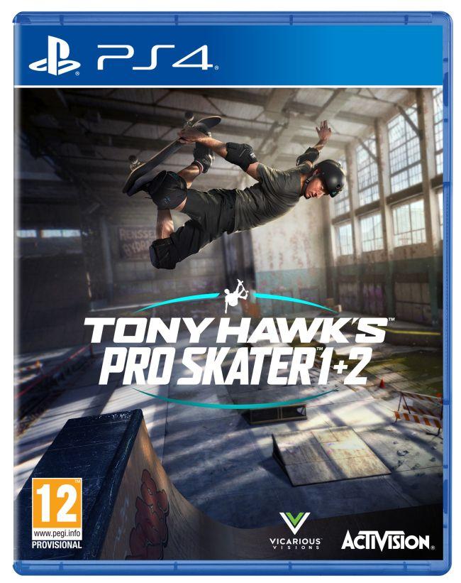 Tony Hawk´s Pro Skater 1+2 (PS4)