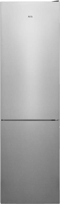 Aeg lednice s mrazákem dole Mastery Rcb636e4mx