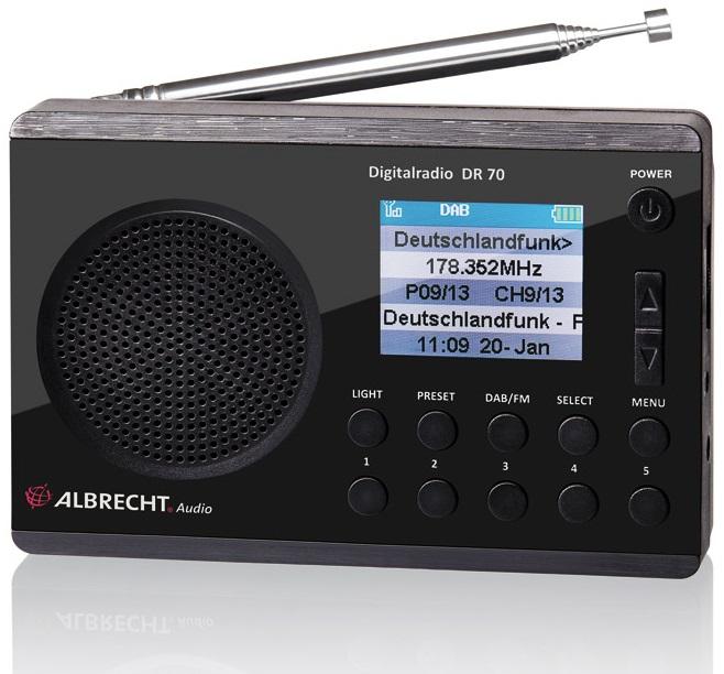 Albrecht DR 70