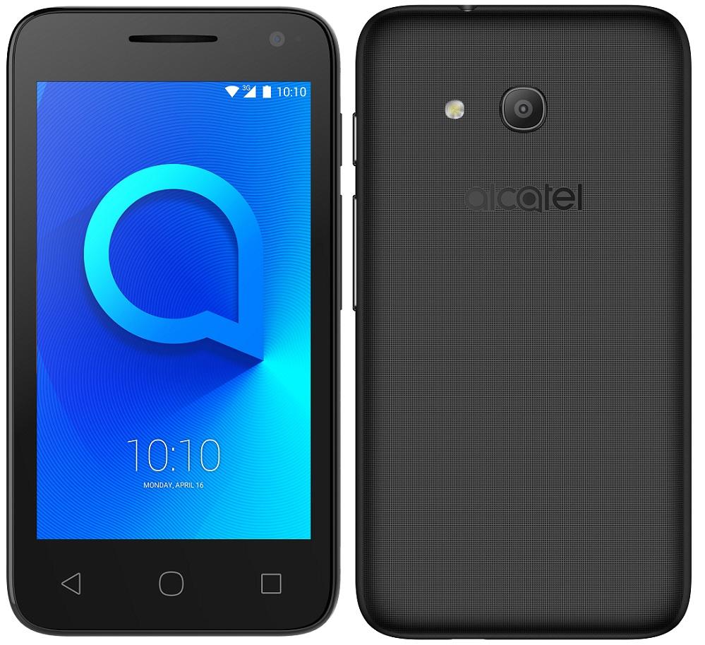 Alcatel U3 2019 (4034L), 512MB/4GB černá