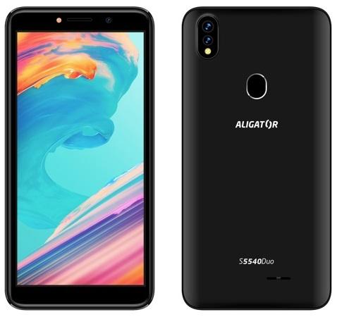 Aligator S5540 Duo 32GB černá