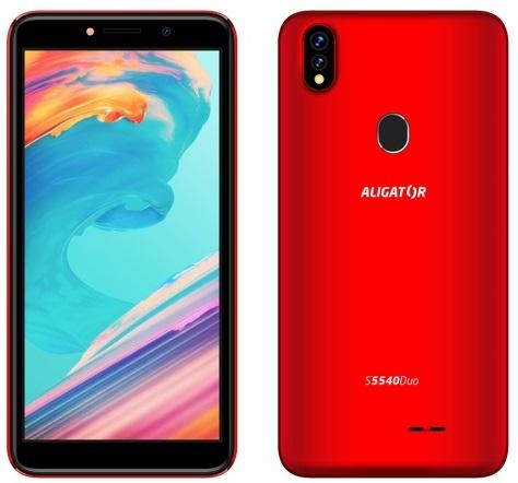 Aligator S5540 Duo 32GB červená