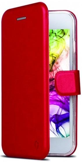 Pouzdro Aligator Magnetto Samsung A71, červené