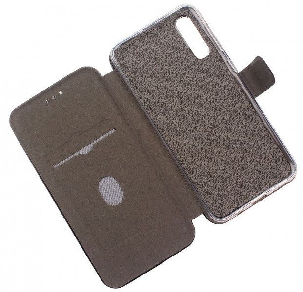 Pouzdro Aligator Magnetto Samsung A41, Black