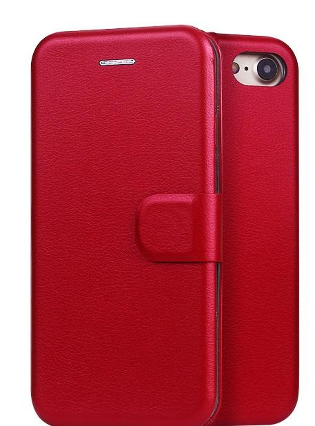 Pouzdro Aligator Magnetto Xiaomi Redmi Note 9, Red