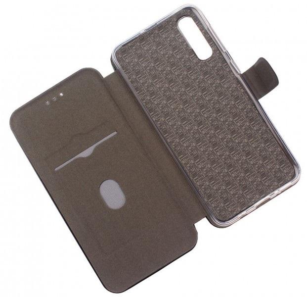 Pouzdro Aligator Magnetto Huawei Y5p, Black