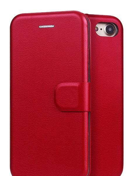 Pouzdro Aligator Magnetto Huawei Y5p, Red
